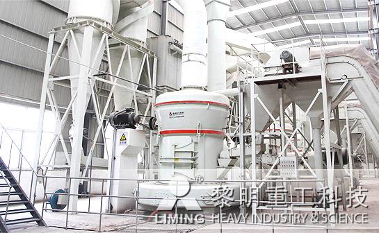 石灰石电厂脱硫,脱硫磨粉机,石灰石脱硫设备 黎明重工科技